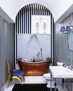 banheira de cobre por velvetmites