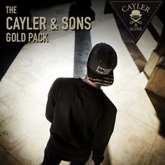 """Cayler & Sons """"Gold Pack"""" jetzt bei SNIPES."""