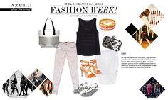 Fashion week! Colombiamoda 2014