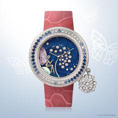 #Reloj de fantasía #watch #pink