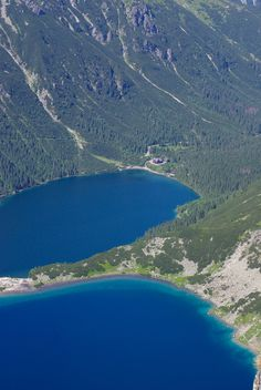 Morskie Oko, Tatra National Park, Poland byAlphaTangoBravo / Adam Baker