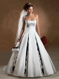 black and white wedding themes - Google Search