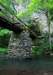 Natural Bridge Cedar Creek Trail | Natural Bridge Hiking