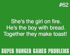 super hunger games problems.
