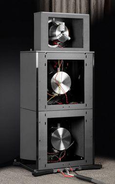 Эти системы, созданные немецким мастером, имеют чрезвычайно редкие для нашего времени конструктивные особенности – открытое акустическое оформление ... Open Baffle Speakers, Pro Audio Speakers, Audiophile Speakers, Diy Speakers, Speaker Box Design, Acoustic Design, Loudspeaker, Wolf, Chicago