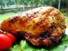 Spicy Indian Grilled Chicken  easy Recipe
