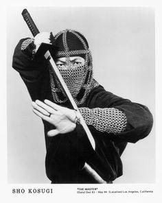 The Master, a.k.a. The Master Ninja, Sho Kosugi