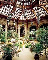 Winter Garden Room, Biltmore Estate, Asheville, North Carolina