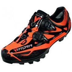 Bild von Vittoria Cycling Shoes Ikon Offroad MTB-Schuh - orange/schwarz