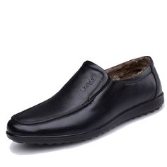 Genuine Leather Loafers Moccasins Men Shoe 0f12004ff2ea