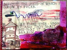 Fields of Fck by KimiKitsch on Etsy, $10.00