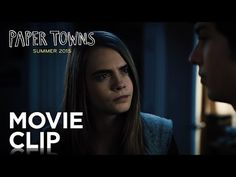 """Cara in Paper Towns 