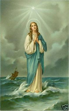 Stella Maris, Our Lady Star of the Sea.