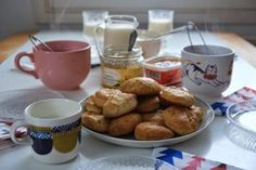 Food N, Food And Drink, Good Morning Breakfast, Breakfast Scones, Slow Mornings, Recipe Of The Day, Food Styling, Tea Time, Nom Nom