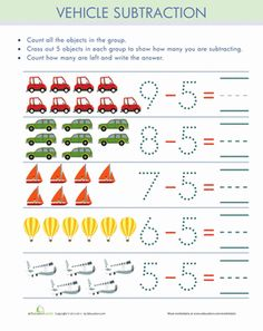 math worksheet : subtraction worksheets astronauts and worksheets on pinterest : Subtraction Worksheets For Preschool
