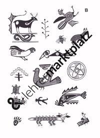 Indianische Schriftzeichen – Englisch, Geschichte, Kunst Arabic Calligraphy, Drawings, Character, Art, English Story, Us History, Teaching Materials, Native Americans, To Draw