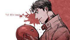 Red Hood. Jason Todd.