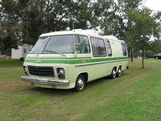 1976 GMC Palm Beach Motorhome RV classic
