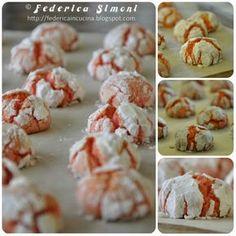 La cucina di Federica: Biscotti morbidi all' Alchermes