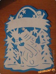 Vianočné vystrihovačky 4