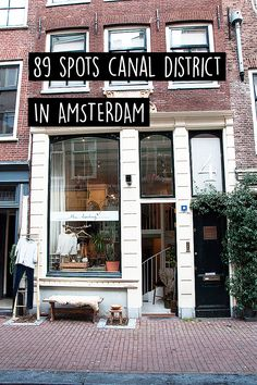 "The canal district in Amsterdam is beautiful. Want to know the best hotspots? Read the list on with restaraunts, places for breakfast, lunch, shops and more! Planning a trip to Amsterdam? Check & download ""The Amsterdam City Guide app"" for Android & iOs with over 550 hotspots: https://itunes.apple.com/us/app/amsterdam-cityguide-yourlbb/id1066913884?mt=8 or https://play.google.com/store/apps/details?id=com.app.r3914JB"