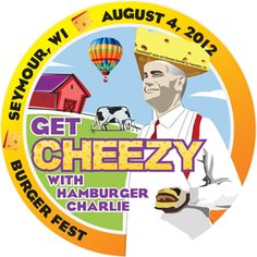 Burger Fest August 4th, 2012 Seymour #Wisconsin