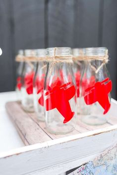 Vintage Airplane Birthday Party Ideas | Photo 1 of 61 | Catch My Party