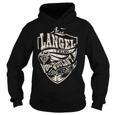 Awesome Tee Its a LANGEL Thing (Dragon) - Last Name, Surname T-Shirt Shirts & Tees