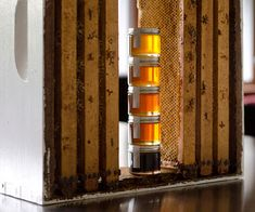 Instead of throwing another wine tasting party, go for something new and original. Host a honey sampling party with this Honey Tasting Tower at its center. Honey Uses, Honey Works, Unique Gifts For Mom, Cool Gifts, Awesome Gifts, Sweet Clover, Honey Drink, Wine Tasting Party, Butter Beans