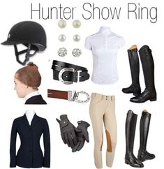 In the Equitation and Hunter Show Ring- Whats Acceptable, What Hot, Whats Not @ The Equestrianista