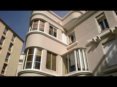 Perpignan, France Perpignan France, Art Deco, Mansions, House Styles, Home Decor, Houses, Decoration Home, Room Decor, Fancy Houses