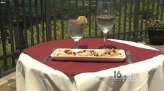 We visit Palazzo 53Pittston's downtown dining jewel.  Watch as they create the perfect dinner of Penne with Shrimp and Crab, a fabulous fall salad and pumpkin cannoli for dessert Penne wi…