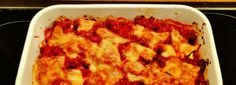 Lasagne a la Helene med en spicy taste (diettvennlig) Healthy Food, Healthy Recipes, Spicy, Eat, Ethnic Recipes, Lasagna, Healthy Foods, Healthy Eating Facts, Healthy Eating Recipes