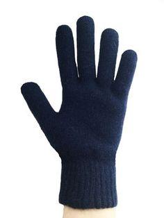 Possumdown Lightweight Merino Wool Blend Gloves