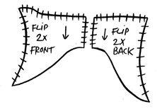 Fursuit neck tutorial