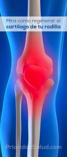 Haz eso para regenar el cartílago de tus rodillas, tus huesos y tus articulaciones en tan solo una semana.