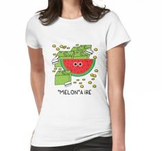 Women's T-Shirt Chiffon Tops, Classic T Shirts, Unisex, T Shirts For Women, Stuff To Buy, Fashion, Moda, Fashion Styles, Fashion Illustrations