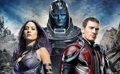 Nous avons réalisé pour la Fox, toutes les installations d'éclairage DEL dans les différents décors de X-Men Apocalypse. Nous avons aussi électrifié et rendu interactif d'autres parties de décor selon les besoins des départements artistiques et électriques.