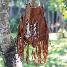 Genuine Leather Bag Messenger Travel Shoulder cross body hobo boho tote handbags #Unbranded #MessengerCrossBody