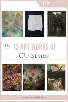 Двенадцать произведений Рождества!
