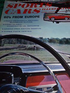 1960 ASTON MARTIN DBR4/250 DBR4 250 FORMULA 1 CAR + SUNBEAM ALPINE TEST RARE
