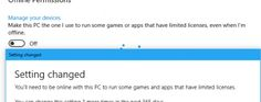 How to Play Windows 10 Store Games Offline
