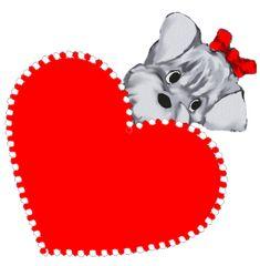 Gifs saint valentin