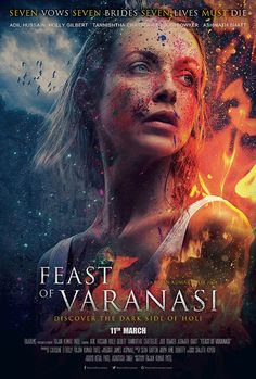 063 Feast Of Varanasi (English With Hindi) [13/03/16] - #### - A metaphysical serial killer thriller but too Holywood