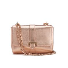 Buy Aspinal of London Women's Lottie Bag - Rose Gold here at MyBag - the only online boutique you'll need for luxury handbags and accessories. Free delivery now available.