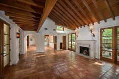Spanish style homes – Mediterranean Home Decor House Design, Home, Mexico House, House Plans, House Styles, Mediterranean Homes, Spanish House, Spanish Style Homes, Rustic House