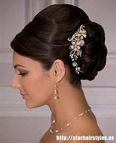 wedding updos for medium length hair - My Wedding Decarations