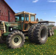 885 Best Oliver images in 2019 | Tractors, Old tractors ... Oliver Alt Wiring Diagram on