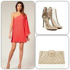 One Shoulder, Shoulder Dress, Image, Dresses, Fashion, Style, Vestidos, Moda, Fashion Styles