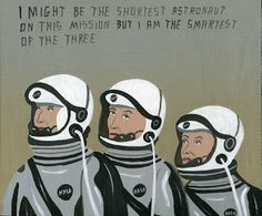 shortest astronaut